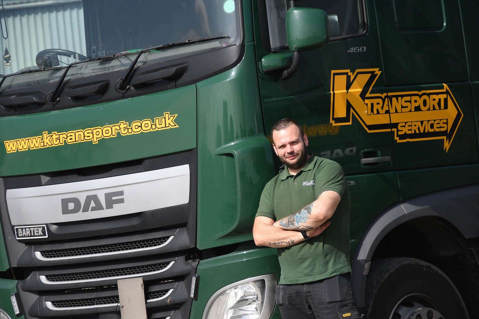 Commercial Vehicle Repairs - K Transport Services