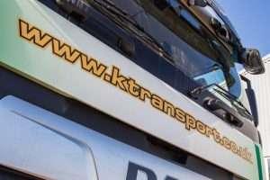 K Transport Truck 2019