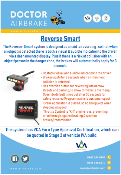 Reverse Smart Doctor Air Brake