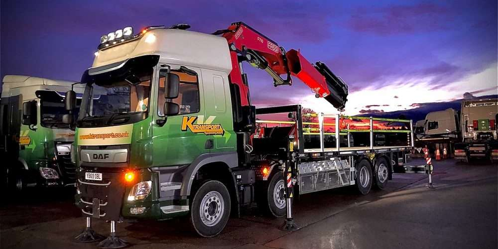 K Transport Services Hiab